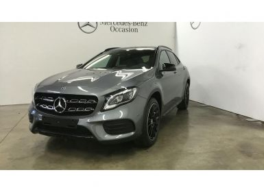 Voiture Mercedes Classe GLA 200 156ch Fascination 7G-DCT Euro6d-T Occasion