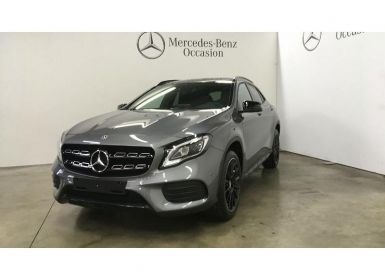 Mercedes Classe GLA 200 156ch Fascination 7G-DCT Euro6d-T Occasion