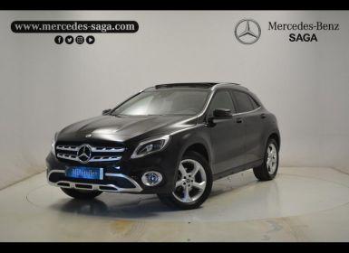 Vente Mercedes Classe GLA 200 156ch Sensation 7G-DCT Euro6d-T Occasion