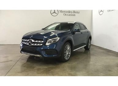 Achat Mercedes Classe GLA 200 156ch Sport Edition 7G-DCT Euro6d-T Occasion