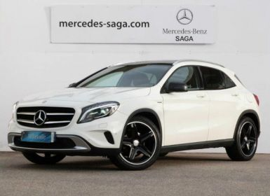 Mercedes Classe GLA 200 CDI Edition 1 7G-DCT Occasion