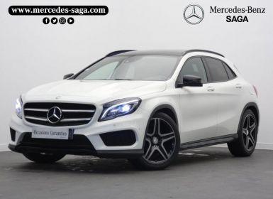 Acheter Mercedes Classe GLA 200 CDI Fascination Occasion