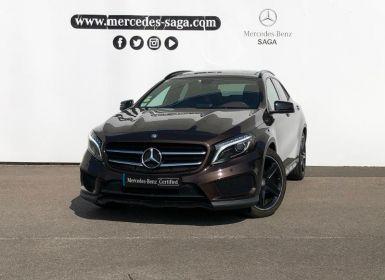 Vente Mercedes Classe GLA 200 CDI Fascination 4Matic 7G-DCT Occasion