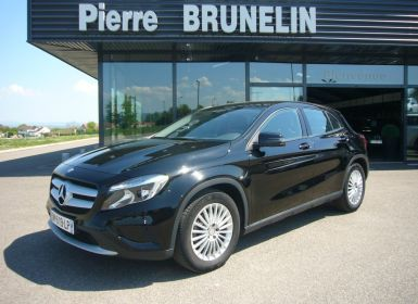 Mercedes Classe GLA 200 CDI INTUITION BV6 Occasion