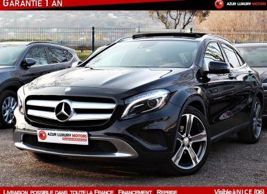 Vente Mercedes Classe GLA 200 CDI SENSATION CUIR+TO+CAMERA Occasion