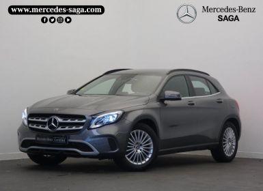 Vente Mercedes Classe GLA 200 d 136ch Business Edition 7G-DCT Euro6c Occasion