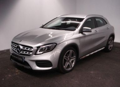Achat Mercedes Classe GLA 200 d 136ch Fascination 4Matic 7G-DCT Occasion
