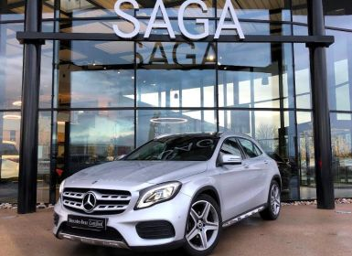 Voiture Mercedes Classe GLA 200 d 136ch Fascination 7G-DCT Euro6c Occasion