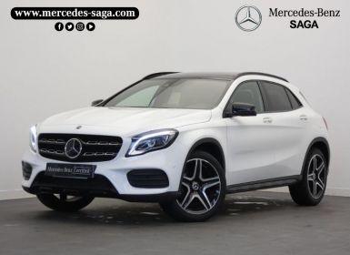 Vente Mercedes Classe GLA 200 d 136ch Fascination 7G-DCT Euro6c Occasion