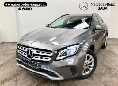 Achat Mercedes Classe GLA 200 d 136ch Inspiration 7G-DCT Euro6c Occasion