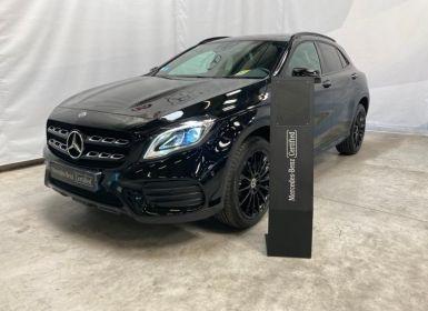 Vente Mercedes Classe GLA 200 d 136ch Starlight Edition 7G-DCT Euro6c Occasion