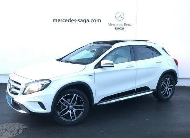 Acheter Mercedes Classe GLA 200 d Activity Edition Occasion