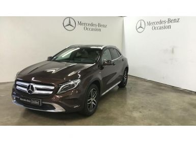 Achat Mercedes Classe GLA 200 d Activity Edition Occasion
