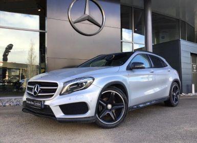 Vente Mercedes Classe GLA 200 d Fascination Occasion