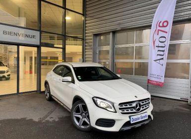 Voiture Mercedes Classe GLA 200 d Fascination 7G-DCT Occasion