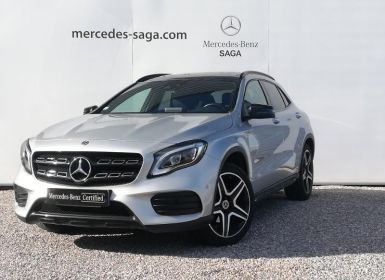 Achat Mercedes Classe GLA 200 d Fascination 7G-DCT Occasion