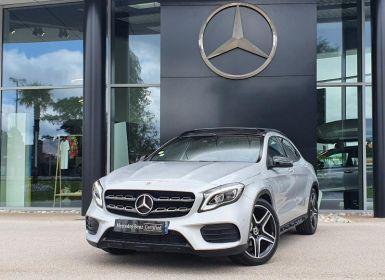 Vente Mercedes Classe GLA 200 d Fascination 7G-DCT Occasion