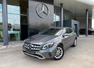 Vente Mercedes Classe GLA 200 d Inspiration Occasion