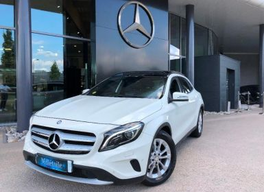 Voiture Mercedes Classe GLA 200 d Inspiration 4Matic 7G-DCT Occasion