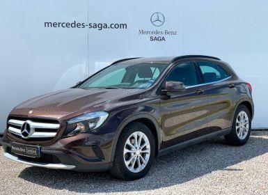 Achat Mercedes Classe GLA 200 d Inspiration 7G-DCT Occasion