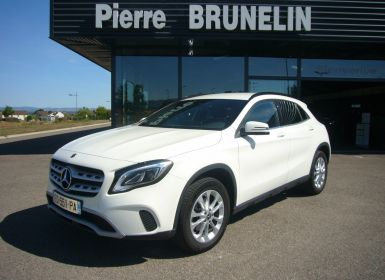 Mercedes Classe GLA 200 d INSPIRATION 7G-DCT Occasion