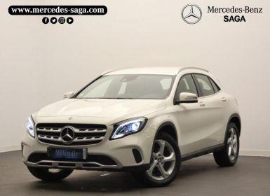 Acheter Mercedes Classe GLA 200 d Sensation Occasion