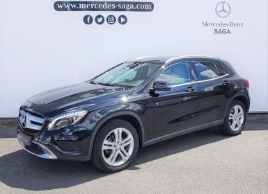 Vente Mercedes Classe GLA 200 d Sensation Occasion