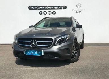 Achat Mercedes Classe GLA 200 d Sensation 7G-DCT Occasion