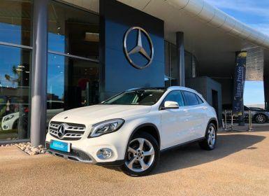 Voiture Mercedes Classe GLA 200 d Sensation 7G-DCT Occasion
