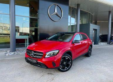 Vente Mercedes Classe GLA 200 d Sensation 7G-DCT Occasion