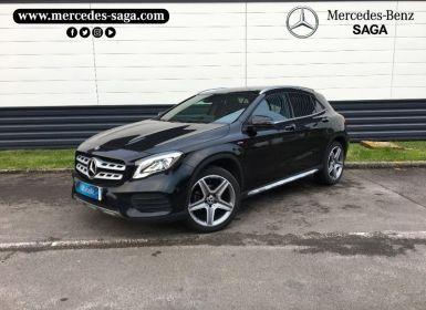 Acheter Mercedes Classe GLA 200 d WhiteArt Edition 7G-DCT Occasion