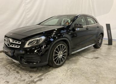 Achat Mercedes Classe GLA 200 d WhiteArt Edition 7G-DCT Occasion