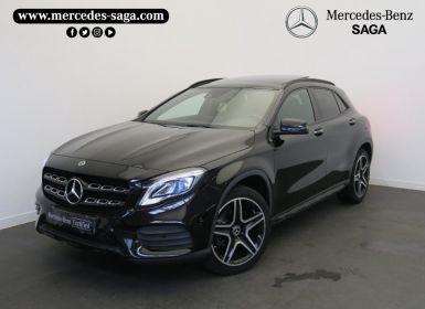 Vente Mercedes Classe GLA 200 Fascination 7G-DCT Occasion