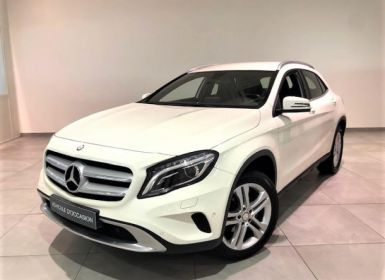 Voiture Mercedes Classe GLA 200 Inspiration 7G-DCT Occasion
