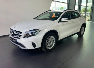 Vente Mercedes Classe GLA 200 Intuition Occasion