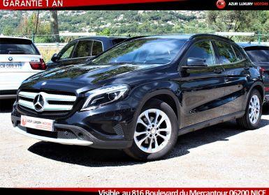 Vente Mercedes Classe GLA 200 SENSATION Occasion