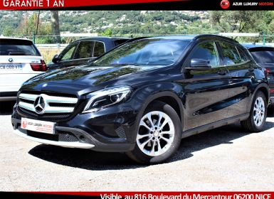 Achat Mercedes Classe GLA 200 SENSATION Occasion
