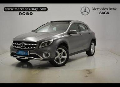 Voiture Mercedes Classe GLA 200 Sensation 7G-DCT Occasion