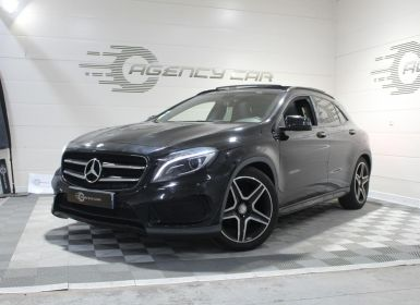 Achat Mercedes Classe GLA 200d Fascination Pack AMG Occasion