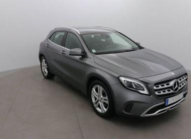 Vente Mercedes Classe GLA 200D SENSATION 7-G DCT 4-MATIC Occasion