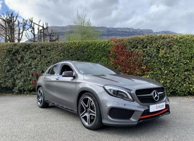 Vente Mercedes Classe GLA 220 CDI 4-Matic Fascination BV 7G-DCT Occasion