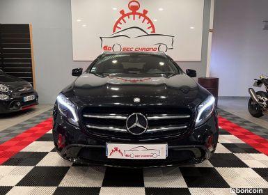 Vente Mercedes Classe GLA 220 CDi 4MATIC 170 cv Occasion