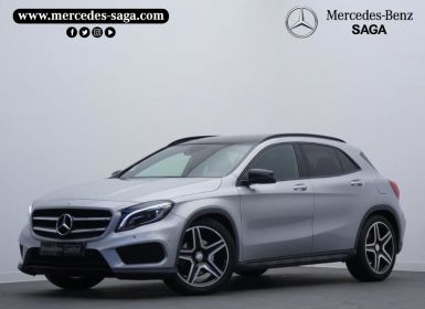 Achat Mercedes Classe GLA 220 CDI Fascination 4Matic 7G-DCT Occasion