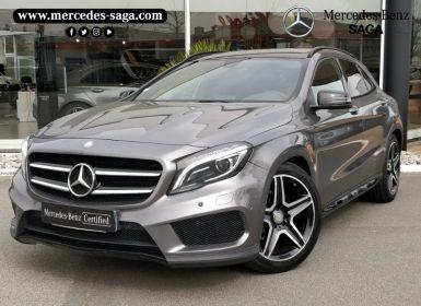 Vente Mercedes Classe GLA 220 CDI Fascination 4Matic 7G-DCT Occasion