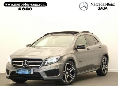 Vente Mercedes Classe GLA 220 CDI Fascination 7G-DCT Occasion