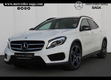 Achat Mercedes Classe GLA 220 CDI Fascination 7G-DCT Occasion