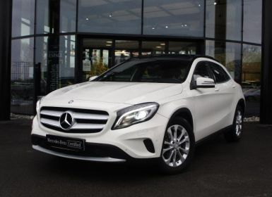 Voiture Mercedes Classe GLA 220 CDI Inspiration 4Matic 7G-DCT Occasion
