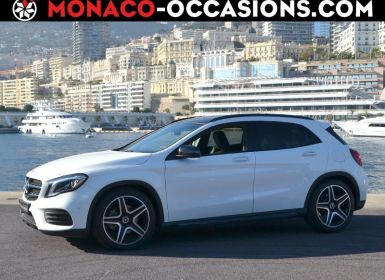 Voiture Mercedes Classe GLA 220 d 170ch Fascination 4Matic 7G-DCT Euro6c Occasion
