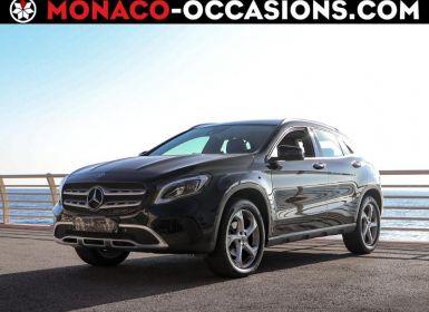 Vente Mercedes Classe GLA 220 d 170ch Sensation 7G-DCT Euro6c Occasion