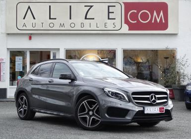 Mercedes Classe GLA 220 D 175 FASCINATION 7G-DCT BVA